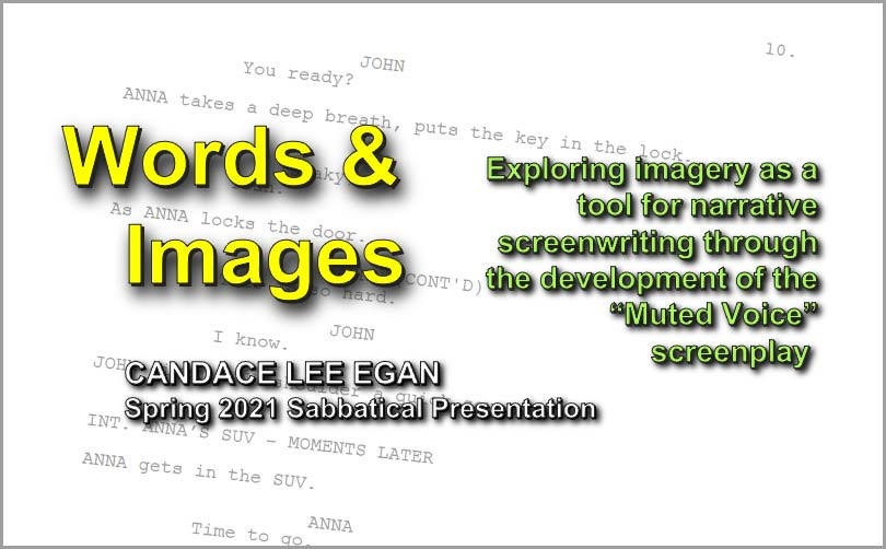 Words & Images.